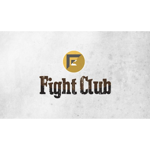 Fight Club LOGO - martial arts courses online