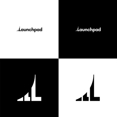 Launchpad Logo Concept
