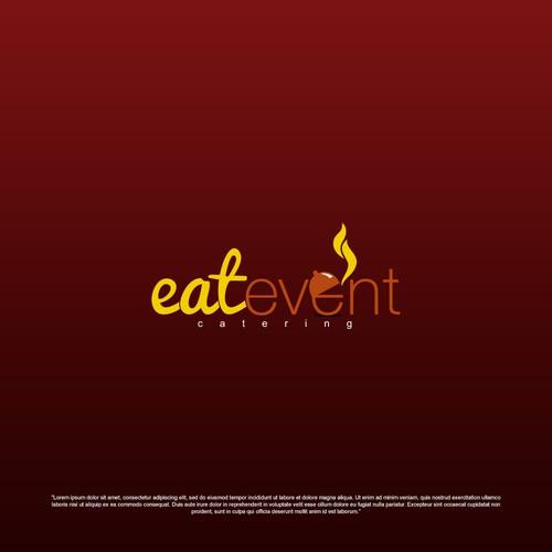 """Logo for """"eatevent"""""""