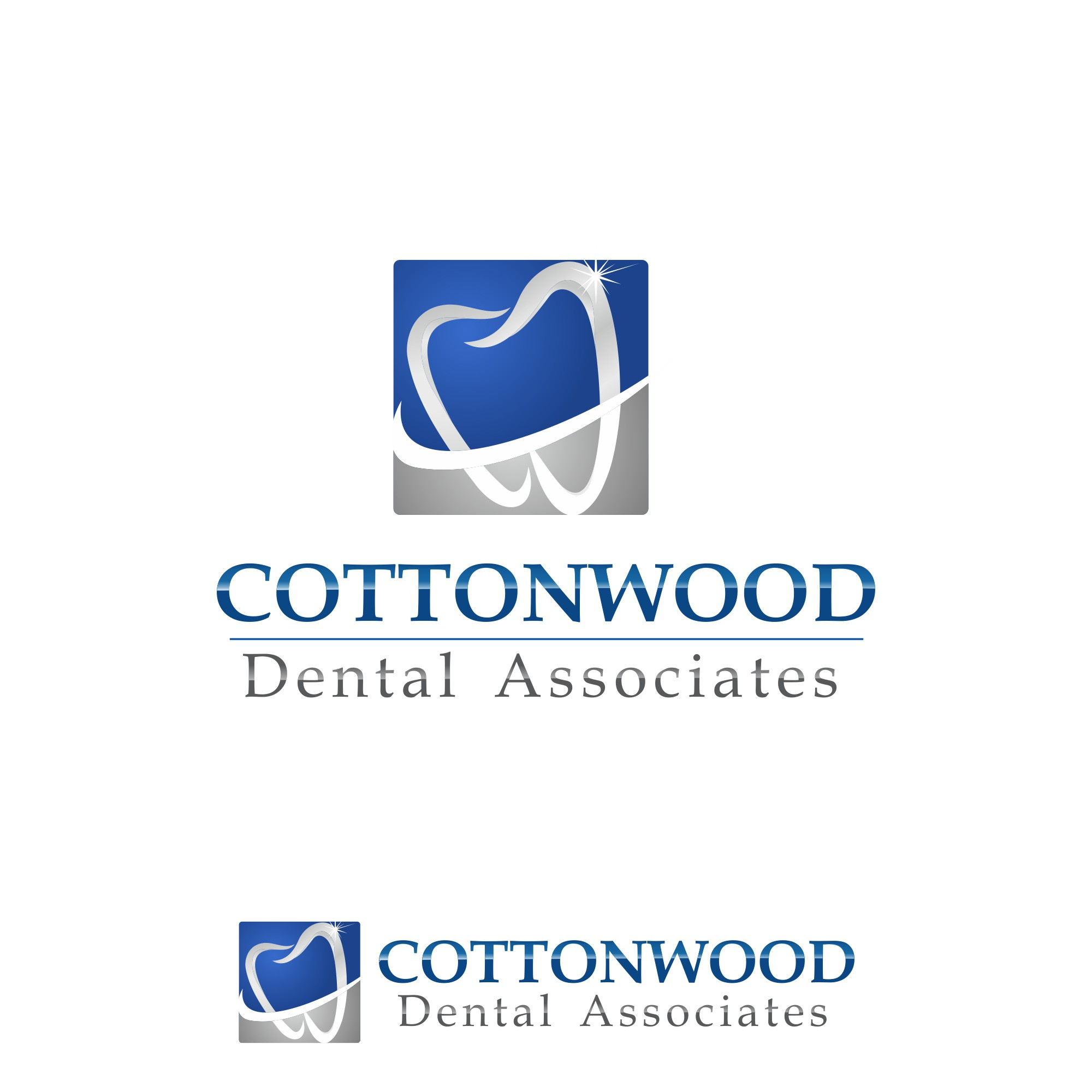 Create a logo to rejuvenate a 30 year old dental office