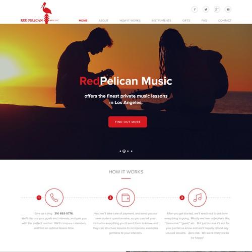 Red Pelican