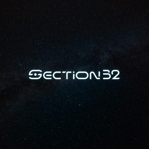 Section 32 Custom Typeface