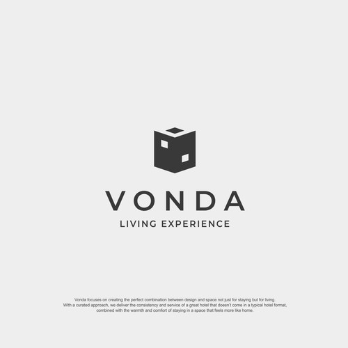 Logo concept for Vonda