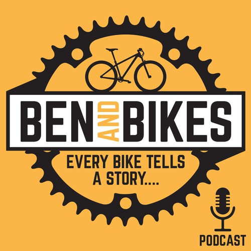 Ben and Bikes Podcast Logo