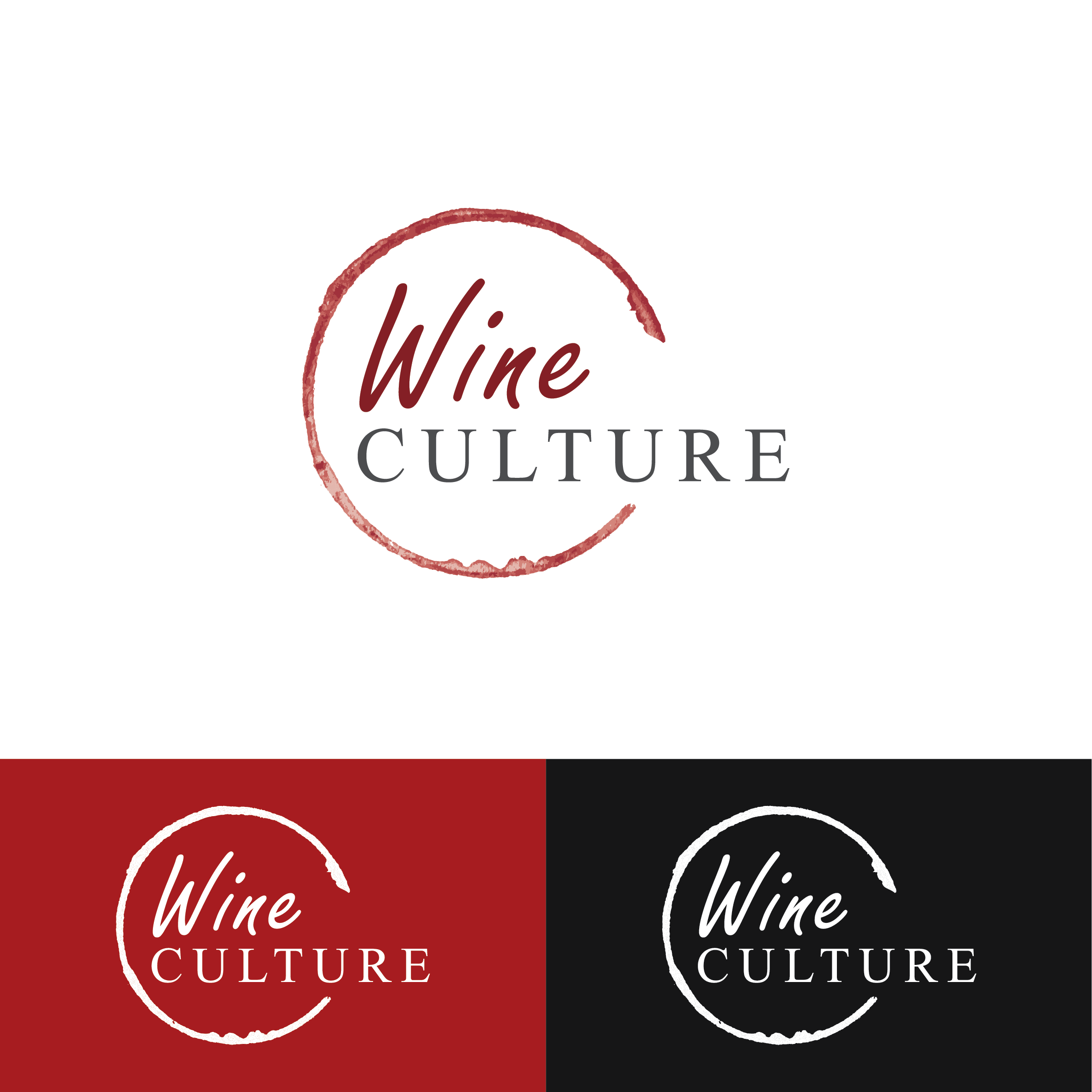 Design that is warm, inviting and appealing to men and women, promoting confidence in wines.