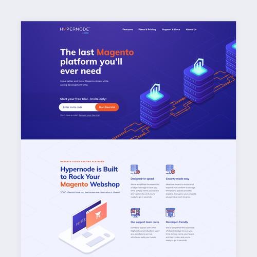 Hypernode Homepage