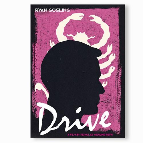 Drive alt poster