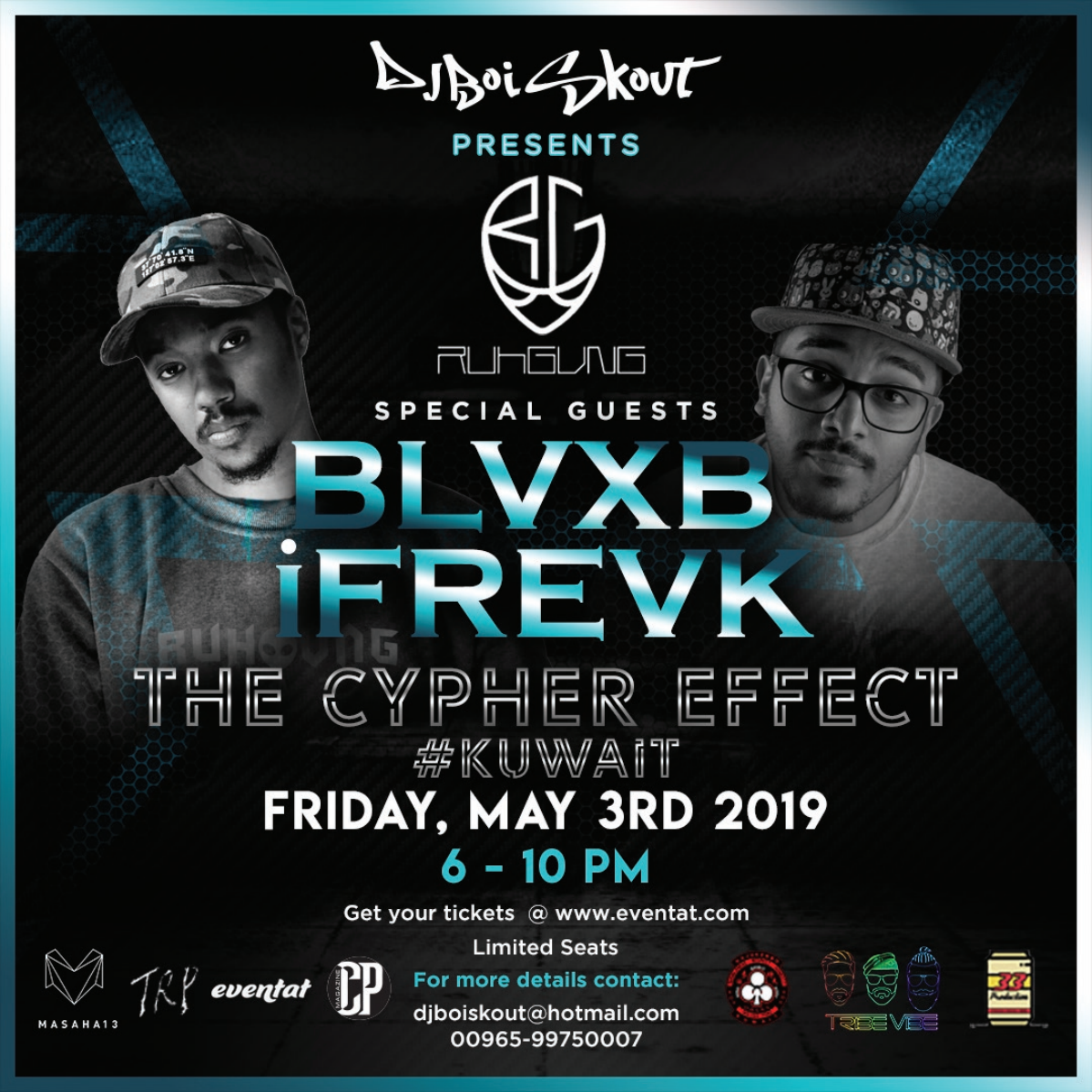 The Cypher Effect #Kuwait