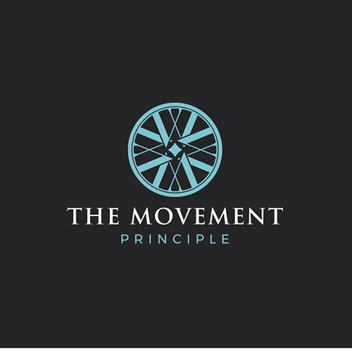 LOGO CONCEPT FOR THE MOVEMENT PRINCIPLE