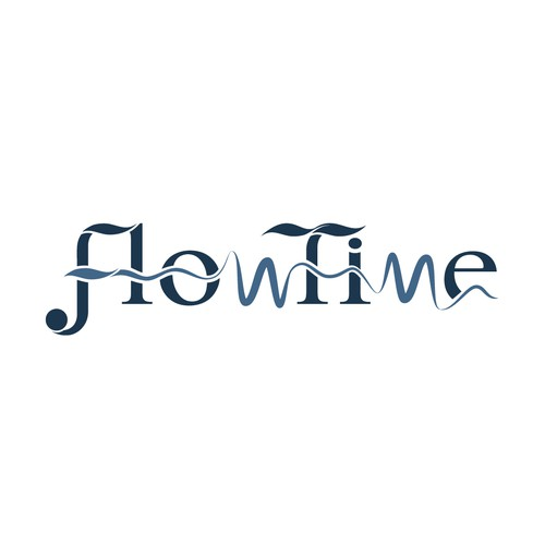 "Reworking of the ""Flow"" logo"
