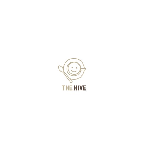 logo concept for The Hive