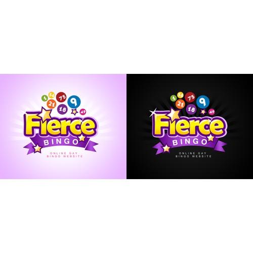 logo for Fierce Bingo