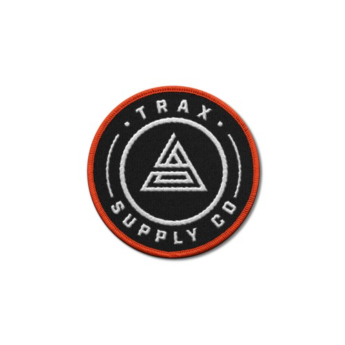 Logo design for Trax Supply Co.