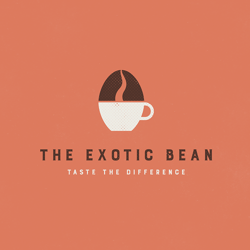 The Exotic Bean Logo
