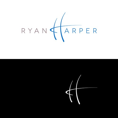 Simple & sophisticated logo for a sport brand