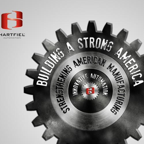 Help Hartfiel Automation with a new illustration or graphics