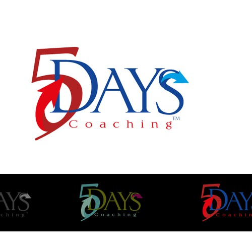 Create the next logo for 5Day Coaching