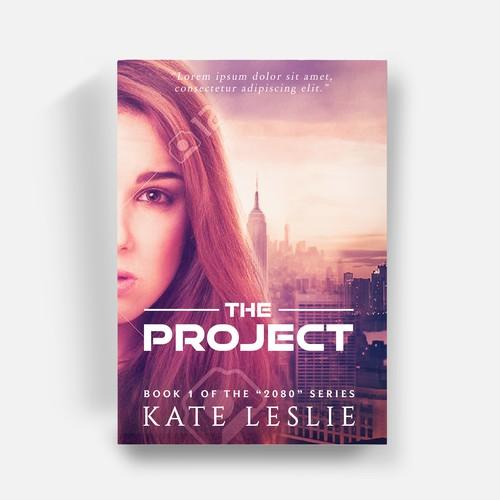 E-book cover for YA Novel