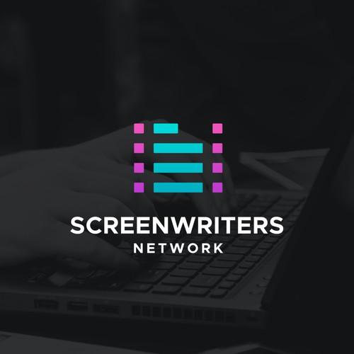 Screenwriters Network Logo Design