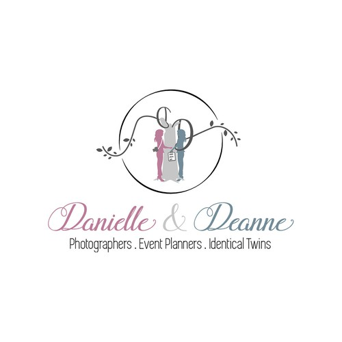 Logo concept for photographers