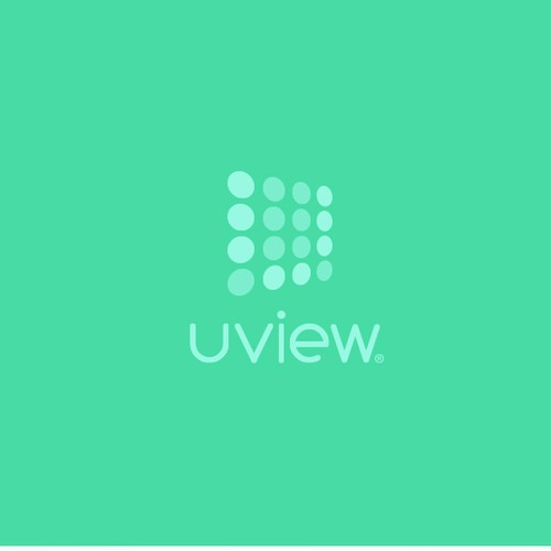 uview Logo Design