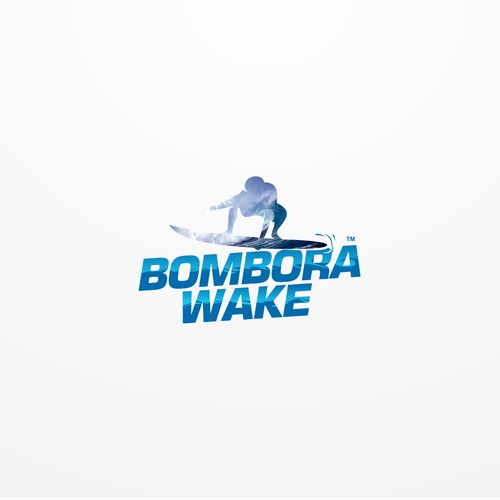 Create a WAKESurf style logo for new Wakesurf board manufacture company