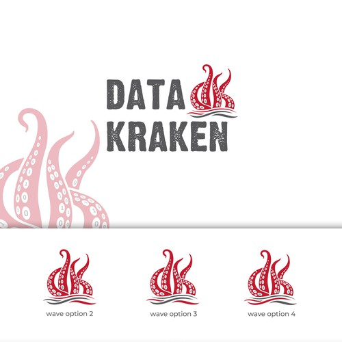 Data Kraken Logo