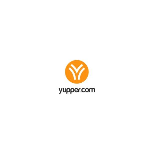 Clean Logo for Yupper