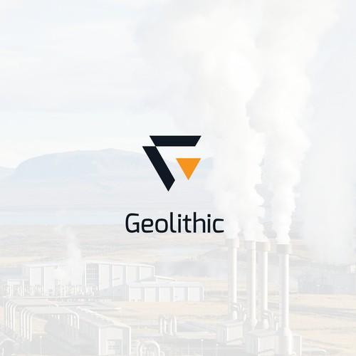 Geolithic Geometric logo