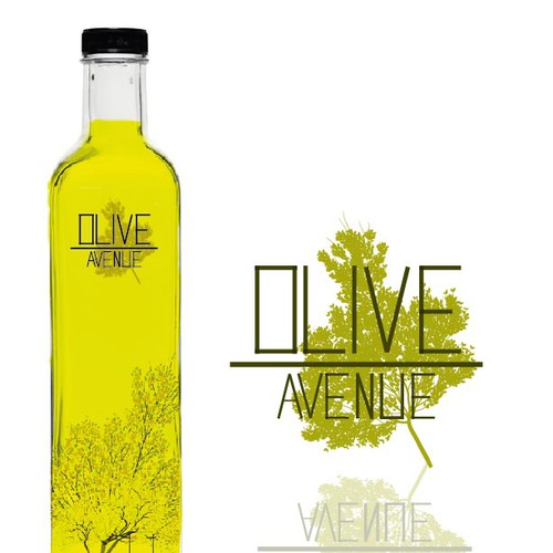 Create the next product label for Olive Avenue