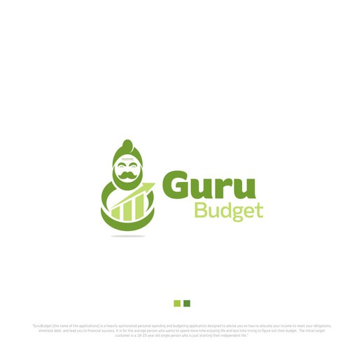 Guru Budget Logo Designs