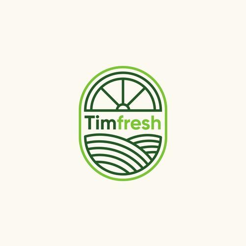 TIMfresh Logo