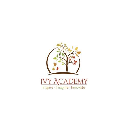 Logo IVY Academy
