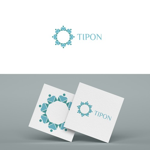 Tipon Logo Design