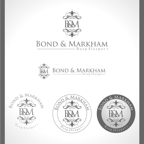 logo for Bond & Markham