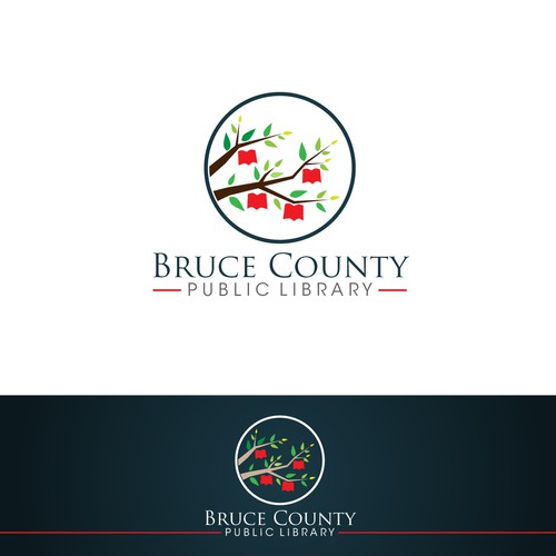 Bruce County Public Library Logo