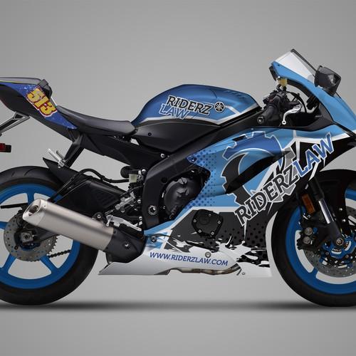 RiderzLaw Motorcycle Yamaha R6