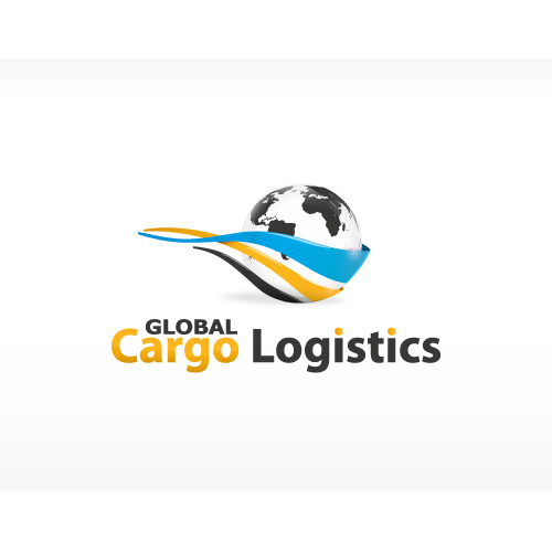 Logo concept for a logistics company