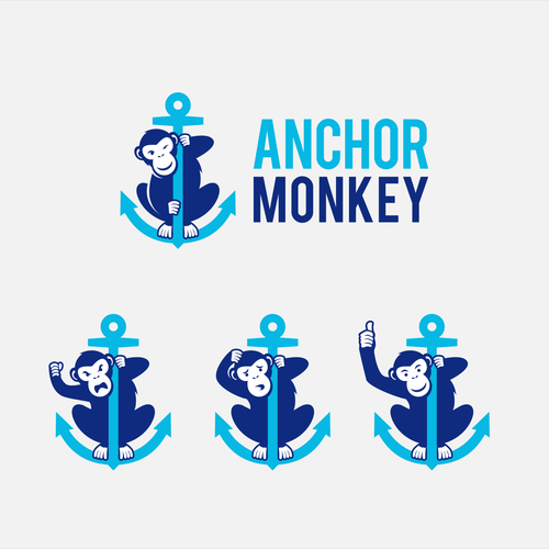 WE NEED A MONKEY - A MONKEY THAT KNOWS HOW TO SAIL