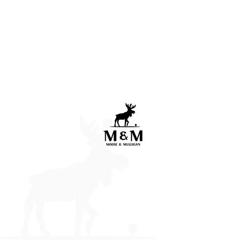 Logo concept for golf brand