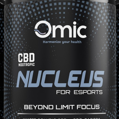 OMIC NUCLEAUS CBD FOR ESPORTS