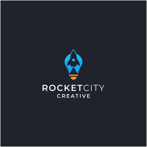 Rocket + Lamp