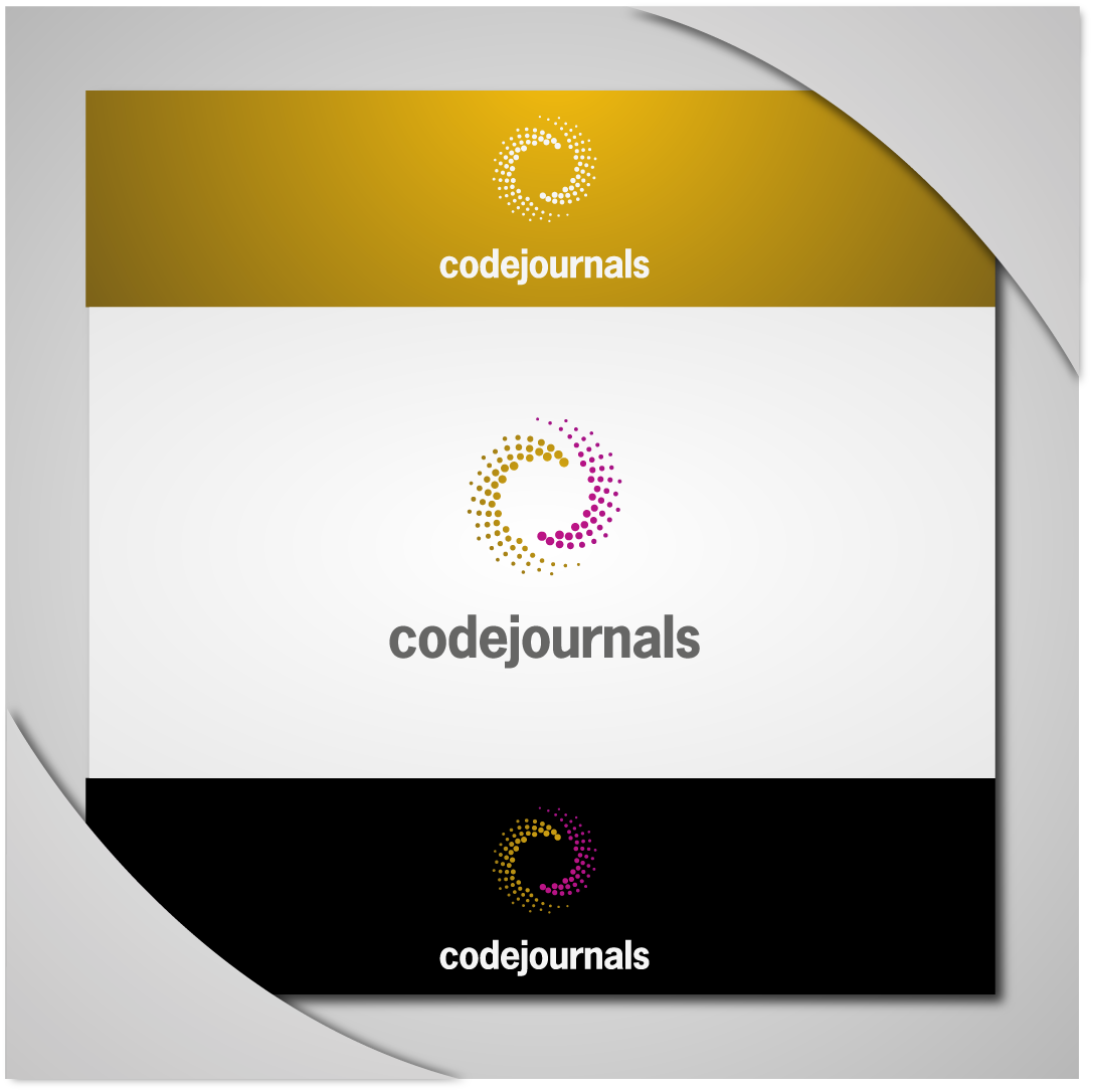 CodeJournals needs a new logo