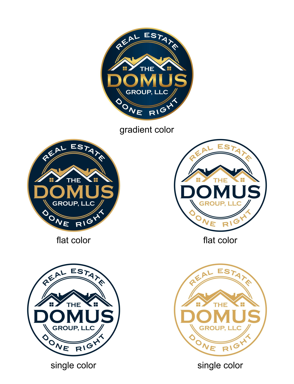 Realtor needs a team logo for The Domus Group
