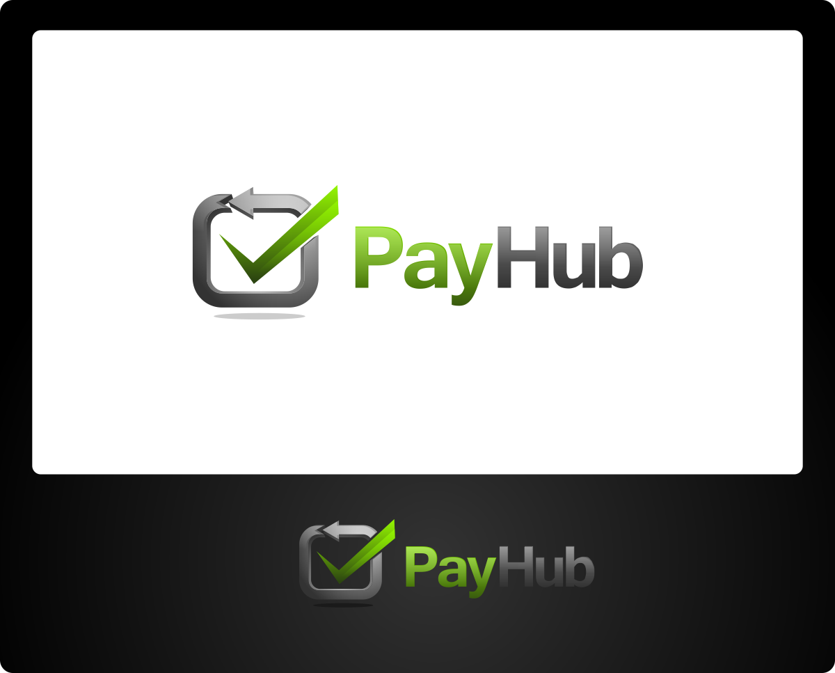 Fresh Logo for Payroll and Payment Processing Company