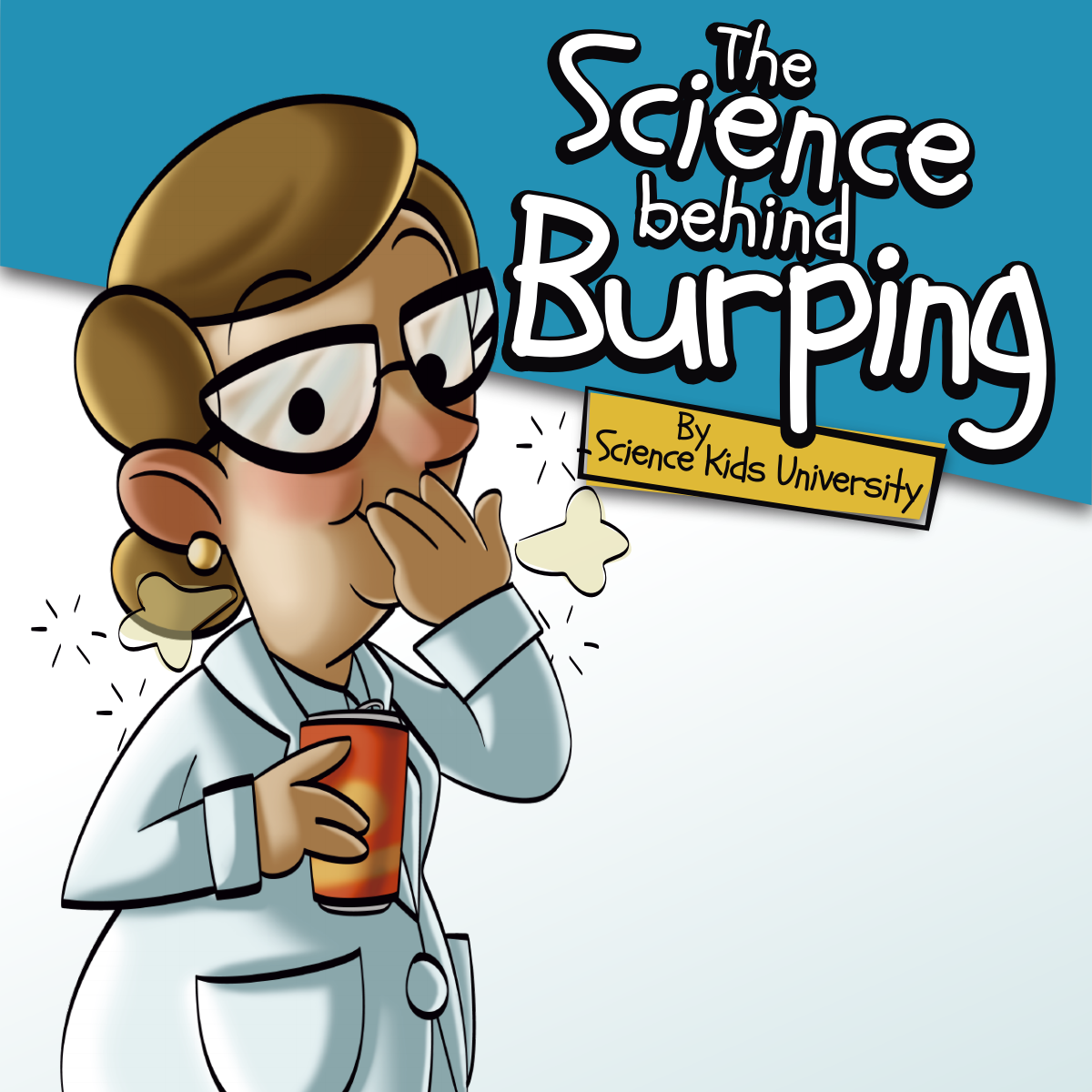 The Science Behind Burping