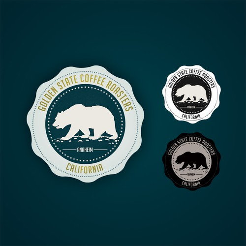 Help GOLDEN STATE COFFEE ROASTERS with a new icon or button design
