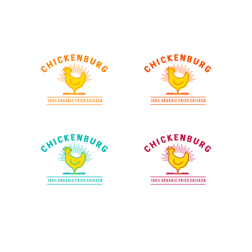 Logo Design for Chicken Shop