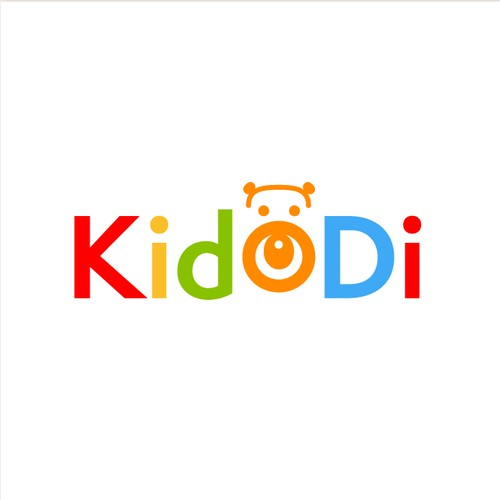 Logo for a toys distributor company