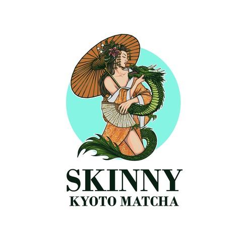 skinny kyoto matcha